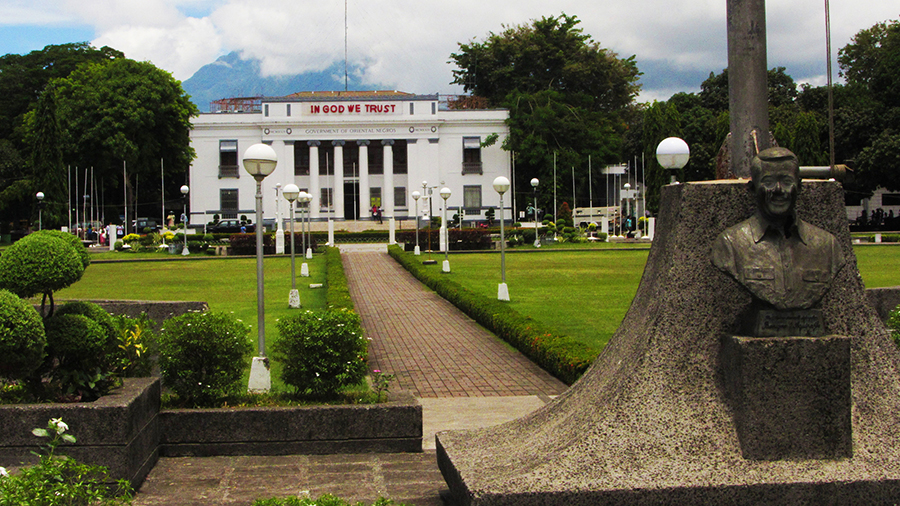Aquino Freedom Park Dumaguete City