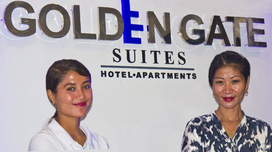 Dumaguete Golden Gate Hotel Suites