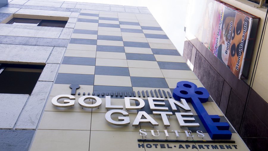 Golden Gate Suites Hotel and Apartments