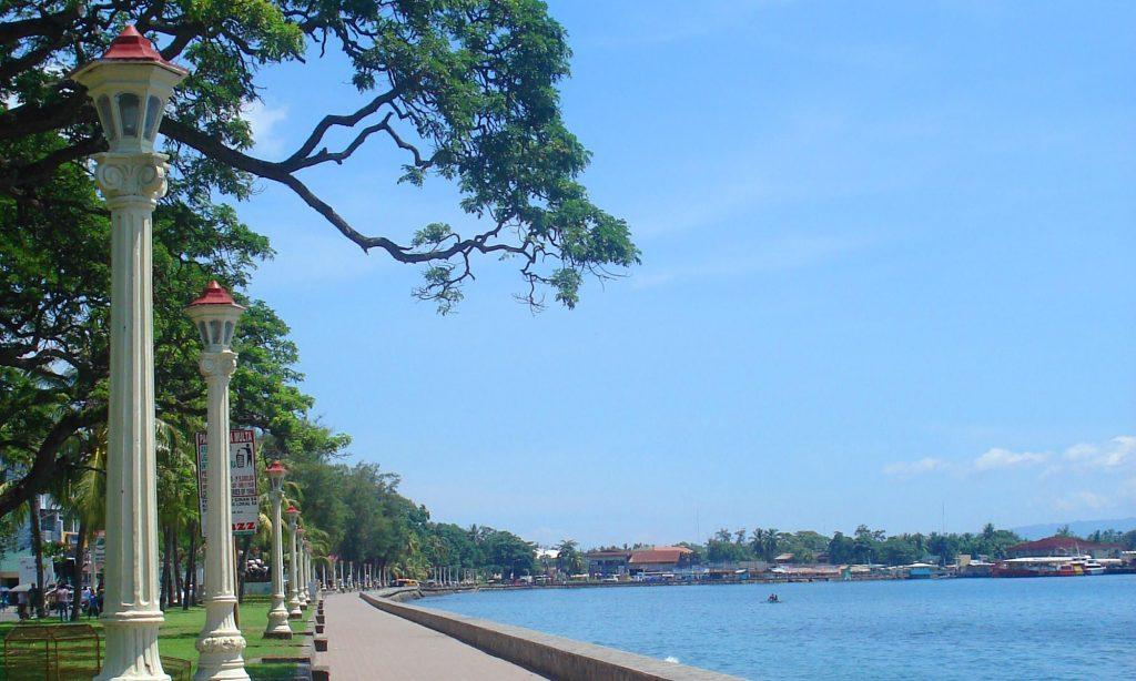 Dumaguete City Rizal Boulevard