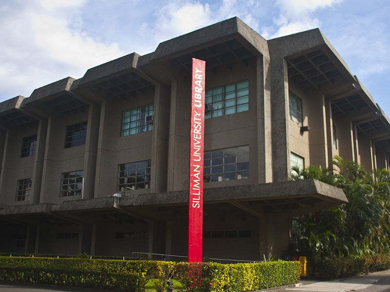 Silliman University Library Dumaguete City